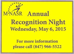Recognition night 2015