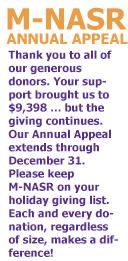 MNASR Fundraiser